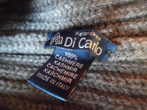 bonnet en cachemire pour homme luxe - Quel bonnet choisir pour l'hiver : Di Carlo cachemire