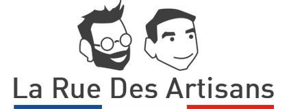 logo la rue des artisans - Comment choisir une ceinture en cuir durable et made in France