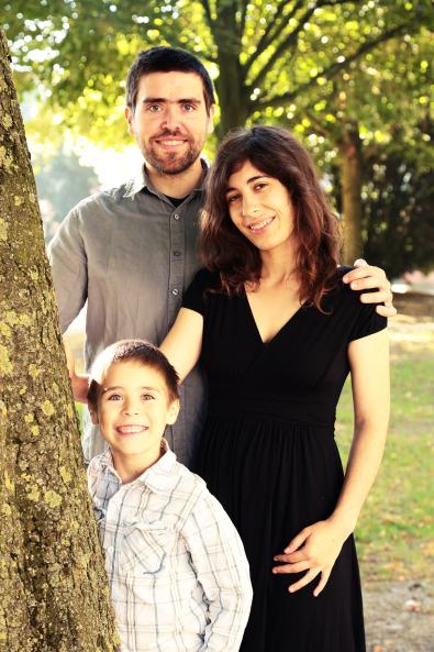 photo de famille shooting - Shooting photo en famille à Amiens