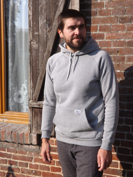 sweat en coton made in france - La marque Made In France (MIF)