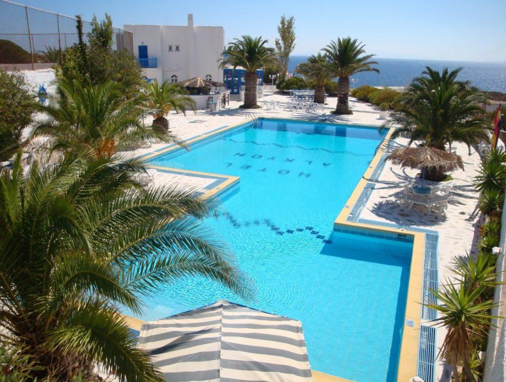 hotel grece piscine ile de syros 1024x773 - Voyage en Grèce sur l'île de Syros