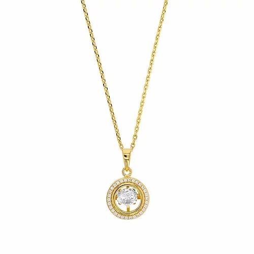 dimant dansant collier ghaum - Le Diamant Dansant : une création signée Ghaum